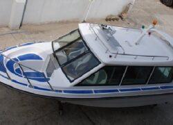 Cabin boats 3
